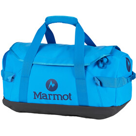 Marmot Long Hauler Duffel Small, clear blue/dark steel
